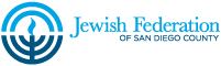 Jewish Federation of San Diego logo