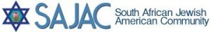 South African Jewish American Community (SAJAC) Logo